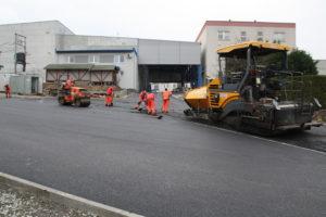 asfaltovani ROSTRA