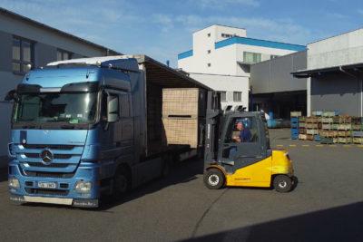 Logistique ROSTRA